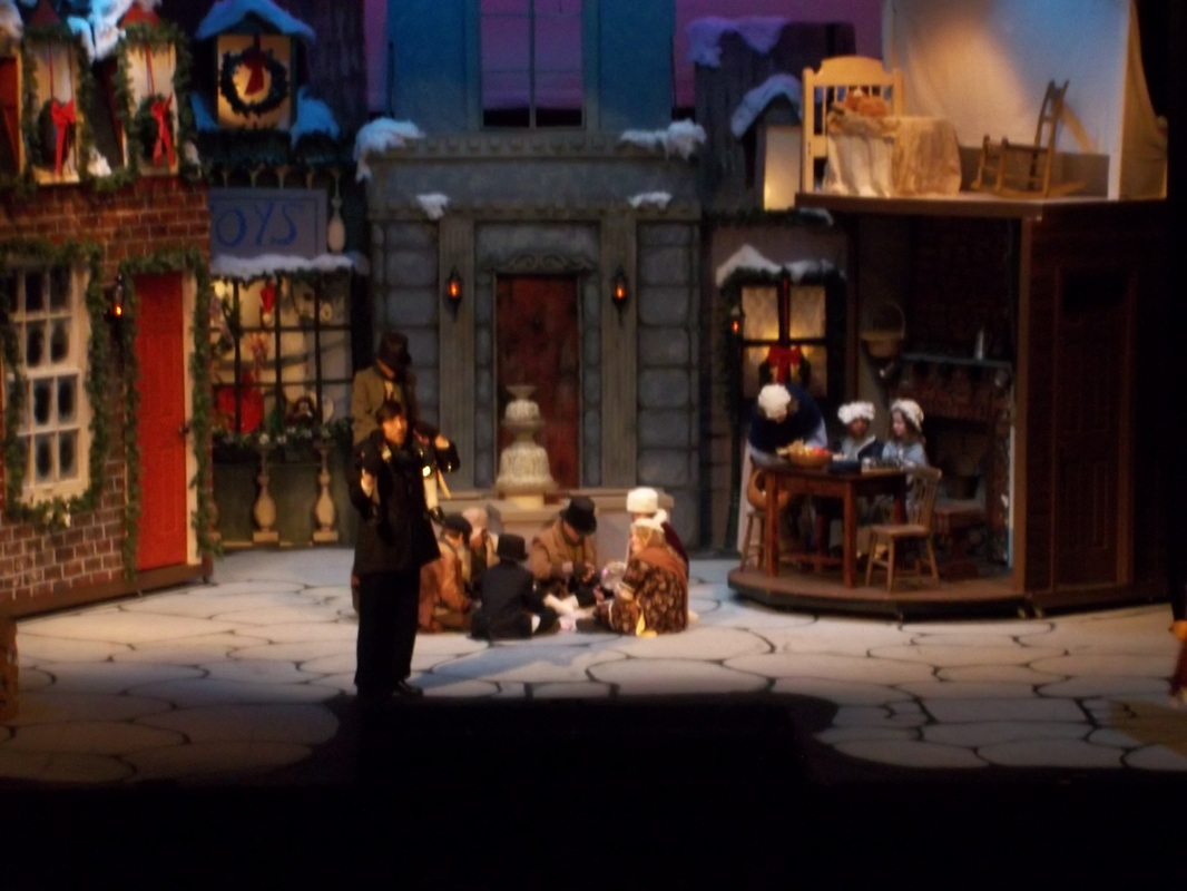u0026quot a christmas carol  the musical u0026quot
